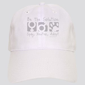 Be The Solution (one color) Cap