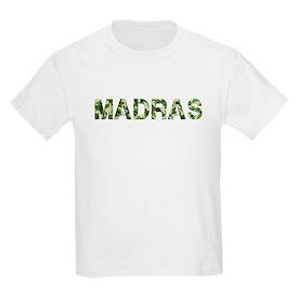 Madras, Vintage Camo, T-Shirt