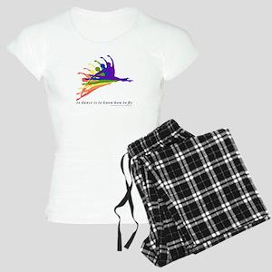 Rainbow Jete Women's Light Pajamas