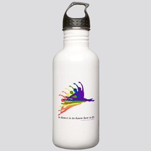 Rainbow Jete Stainless Water Bottle 1.0L