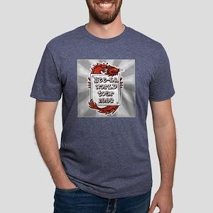 HEE-LA copy Mens Tri-blend T-Shirt
