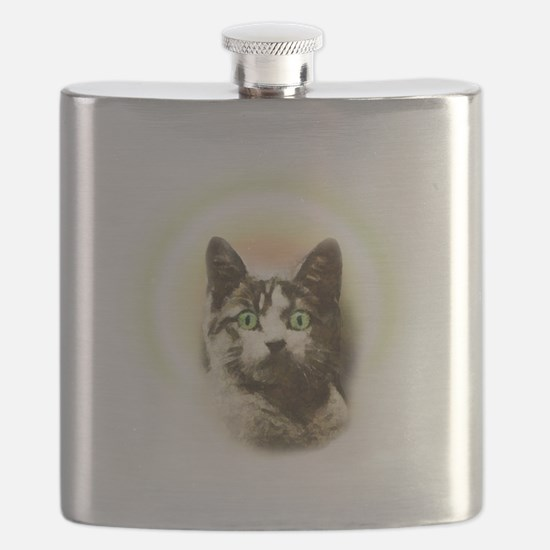 God Cat Flask