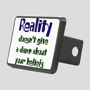 realitydoesnt dark Rectangular Hitch Cover
