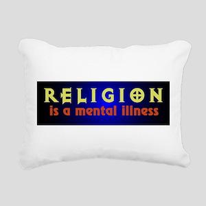 mentalillness Rectangular Canvas Pillow