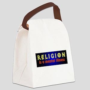 mentalillness Canvas Lunch Bag