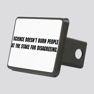 sciencedoesntburn Rectangular Hitch Cover