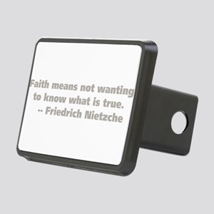 faithmeans Rectangular Hitch Cover