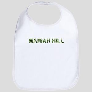 Mariah Hill, Vintage Camo, Bib