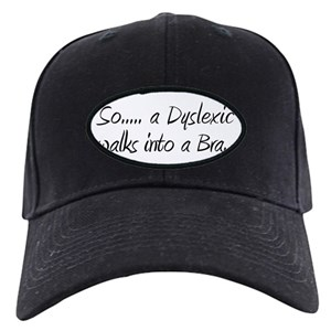 bc7ea9447c4 Funny Drinking Black Cap With Patch - CafePress