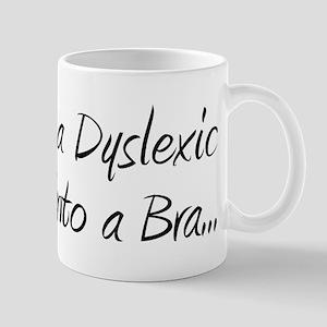 Dyslexic Mugs