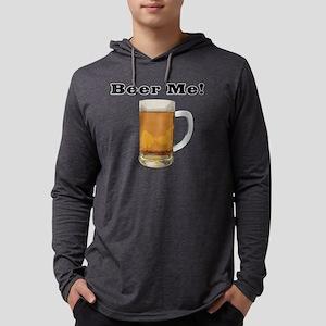 beer me Mens Hooded Shirt