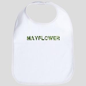 Mayflower, Vintage Camo, Bib