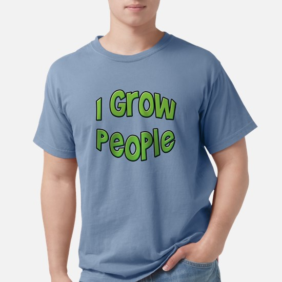 IGrowPeople.png Mens Comfort Colors Shirt