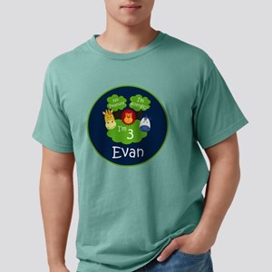 jungle_allergies_boy Mens Comfort Colors Shirt