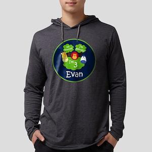 jungle_allergies_boy Mens Hooded Shirt