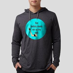 hockmom_orn Mens Hooded Shirt