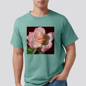 (15)Rose - Paris Mens Comfort Colors Shirt