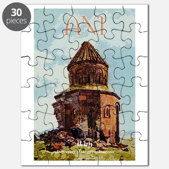 ANI, Armenian Capital Puzzle