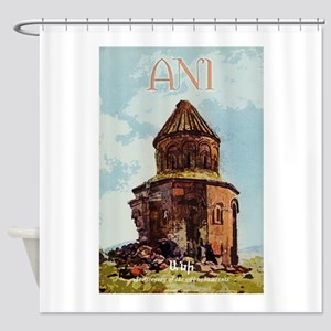 ANI, Armenian Capital Shower Curtain