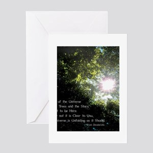 Desiderata Greeting Cards