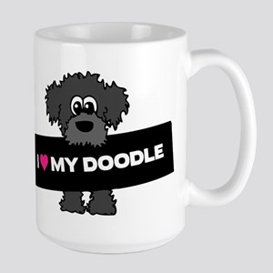 Love My Labradoodle Mugs