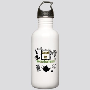 Lost in Wonderland Stainless Water Bottle 1.0L
