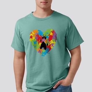 Painted by Ferrets Mens Comfort Colors Shirt