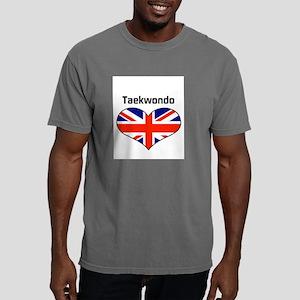 LOVE Taekwondo Union Jac Mens Comfort Colors Shirt