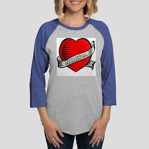 emotionclock Womens Baseball Tee