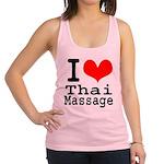 I love Thai Massage Racerback Tank Top