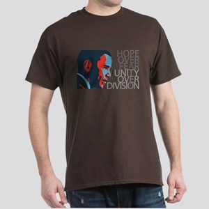 Obama - Red & Blue Dark T-Shirt
