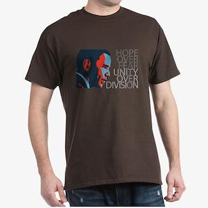 Obama - Red & Blue Dark T-Shirt
