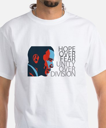 Obama - Red & Blue Shirt