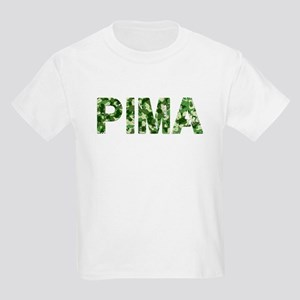 Pima, Vintage Camo, Kids Light T-Shirt