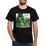 Santa Squid Dark T-Shirt