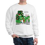 Santa Squid Sweatshirt