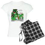 Santa Squid Women's Light Pajamas