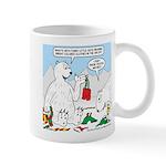 Polar Bear Snack Mug