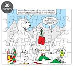 Polar Bear Snack Puzzle