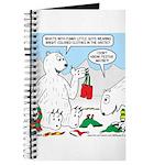 Polar Bear Snack Journal