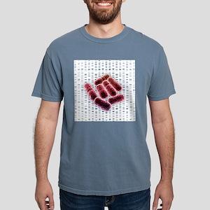 E coli bacteria, artwork Mens Comfort Colors Shirt