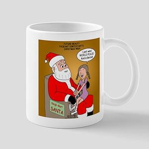 Storefront Santa Wish Mug