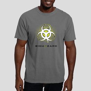 Biohazard - Light Logo Mens Comfort Colors Shirt