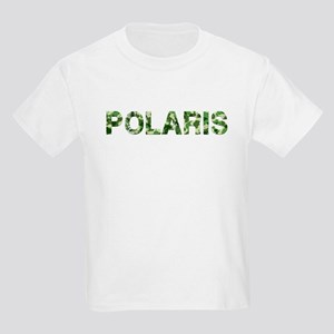 Polaris, Vintage Camo, Kids Light T-Shirt