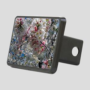 Beautiful Photograph of Summer Blossoms Rectangula