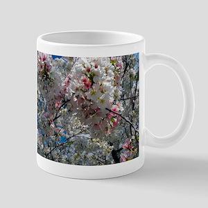 Beautiful Photograph of Summer Blossoms Mug