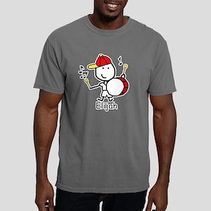 drum_elijah black Mens Comfort Colors Shirt