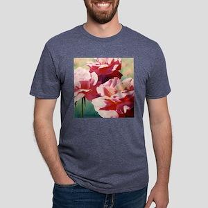 Trio_200_16x16 Mens Tri-blend T-Shirt