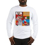 Santa Gets No Respect Long Sleeve T-Shirt