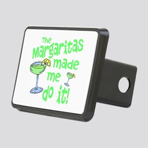 Margaritas made me Hitch Cover